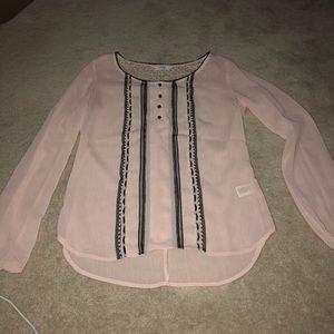 Ling sleeve shirt